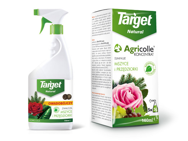 Agricolle spray 750 ml oraz koncentrat