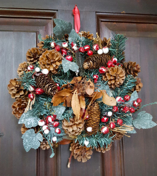 Dekoracje Ogrodu Na Boże Narodzenie Jak Udekorować Ogród Na