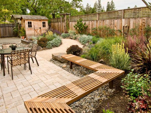 Jak Zaprojektowac Maly Ogrod Przydomowy