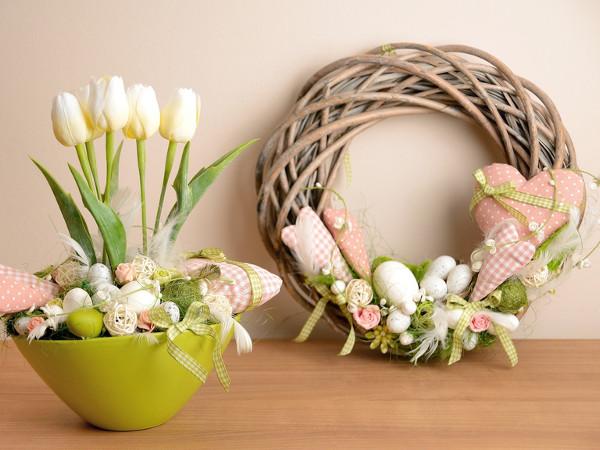 Jak Zrobić Stroik Wielkanocny Krok Po Kroku