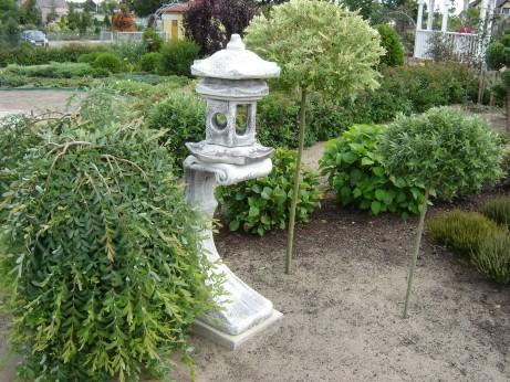 Ogród w stylu japońskim aranżacja
