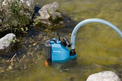 Pompa do wody w piwnicy
