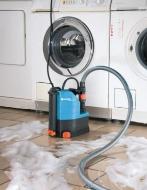 Pompa do wypompowywania wody z piwnicy