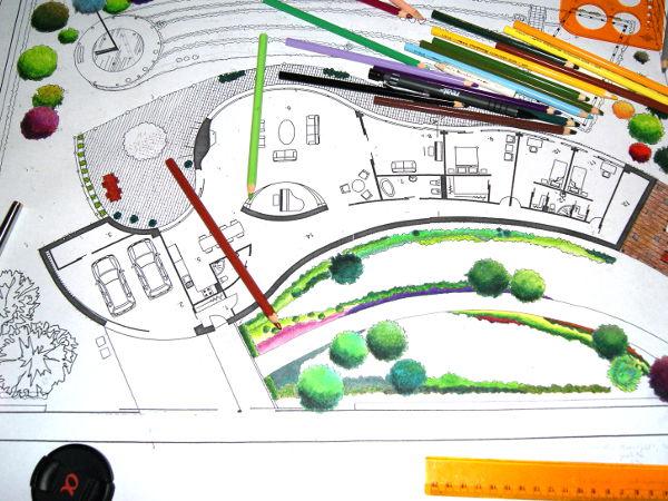 Projekt Malego Ogrodu Przydomowego Jak Zrobic Ile Kosztuje